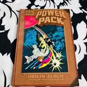 5 for $25| Power Pack: Origin Album (1988, Marvel)
